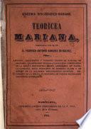 Teodicea Mariana compuesta