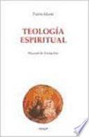 Teología espiritual. Manual de iniciación