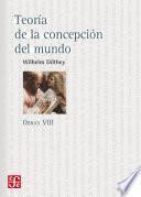 Teoría de la concepción del mundo