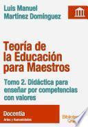 Teoría de la Educación para Maestros