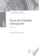 Teoría de la medida e integración