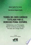 Teoría del bien jurídico tutelado por el Derecho penal español