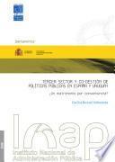 Tercer sector y co-gestión de políticas en España y Uruguay