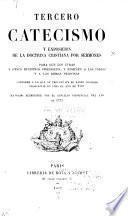 Tercero catecismo y exposicion de la doctrina christiana por sermones para que los curas