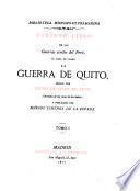 Tercero libro de Las guerras civiles del Perú