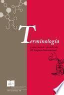 Terminología y conocimiento especializado