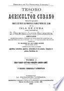 Tesoro del agricultor cubano