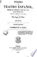 Tesoro del teatro español desde su origen, año de 1356 hasta nuestros días, 3