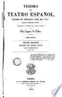 Tesoro del teatro español desde su origen, año de 1356 hasta nuestros días, 5