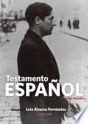 Testamento español