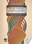 Texto ilustrado e interactivo de biología molecular e ingeniería genética + StudentConsult en español