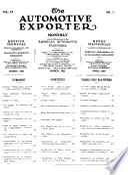 The Automotive Exporter