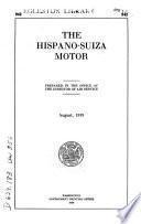 The Hispano-Suiza motor