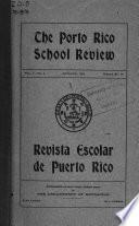 The Porto Rico school review