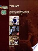 Tikapapa. Vinculando consumidores urbanos y pequeños productores andinos con la biodiversidad de la papa