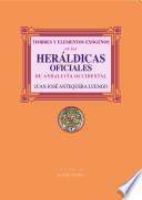 Timbres y elementos exógenos en las heráldicas oficiales de Andalucía Occidental