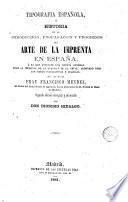 Tipografia española
