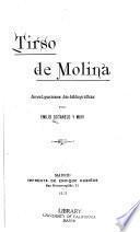 Tirso de Molina [pseud.]