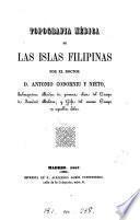 Topografía médica de las islas Filipinas