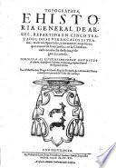 Topographia e historia general de Argel