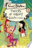 Torres de Malory 5. Quinto curso