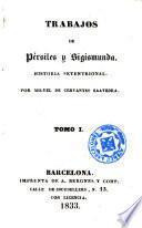 Trabajos de Pérsiles y Sigismunda, 1