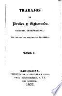 Trabajos de Pérsiles y Sigismunda
