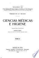 Trabajos del cuarto Congreso científico