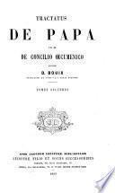 Tractatus de Papa, ubi et de Concilio oecumenico