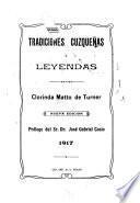Tradiciones cuzqueñas y leyendas