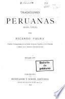 Tradiciones peruanas