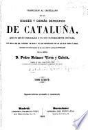 Traduccion al castellano de los usages y demás derechos de Cataluña