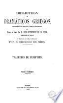 Tragedias de Eurípides