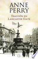 Traición en Lancaster Gate (Inspector Thomas Pitt 31)