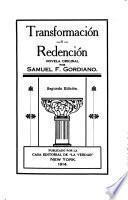 Transformación y redención