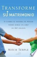 Transforme su matrimonio
