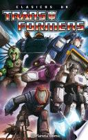 Transformers Marvel UK