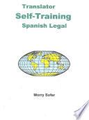 Translator Self-Training--Spanish Legal