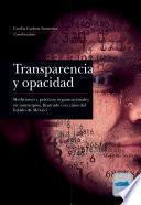 Transparencia y opacidad