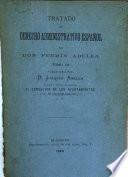 Tratado administrativo español