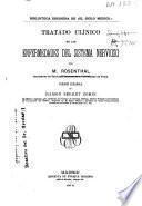 Tratado clínico de las enfermedades del sistema nervioso