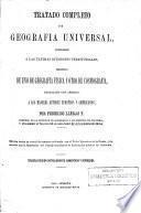 Tratado completo de geografia universal