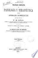 Tratado completo de patología y terapéutica de los animales domésticos