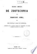 Tratado completo de zootechnia [sic] o de Producción animal