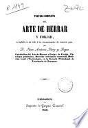 Tratado completo del arte de herrar y forjar