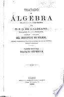 Tratado de álgebra
