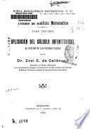 Tratado de análisis matemático