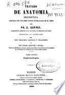 Tratado de anatomia descriptiva