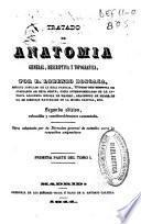 Tratado de anatomia general, descriptiva y topográfica