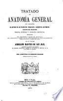 Tratado de anatomía general